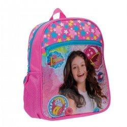 Mochila Escolar SOY LUNA Star, Infantil 33 cm. Adaptable