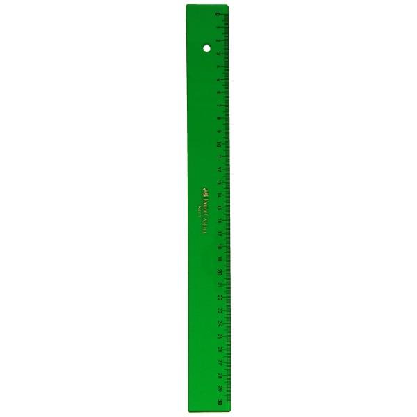 Regla Técnica FABER-CASTELL Verde