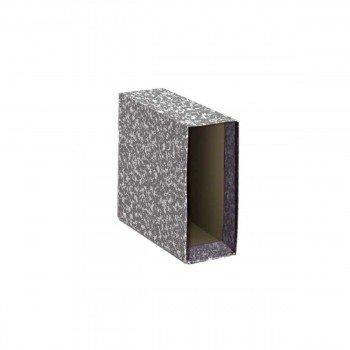 Caja Archivador PRAXTON, 4º Ancho 75 mm.