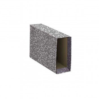 Caja Archivador PRAXTON, 4º Apaisado Ancho 75 mm.