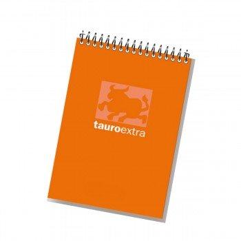Cuaderno Notas Espiral PRAXTON 60H Cuadriculado