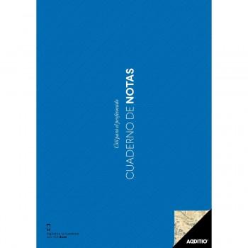 Cuaderno Profesor ADDITIO P112 Notas, Din-A4