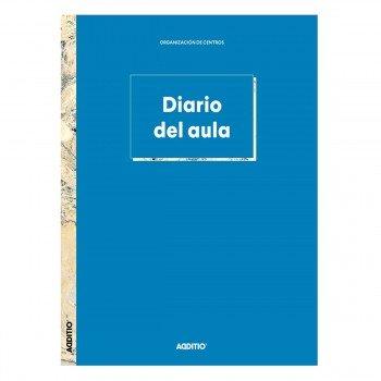 Cuaderno Profesor ADDITIO C112 Diaro Del Aula, 305 x 225 mm.