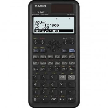 Calculadora Financiera CASIO FC-200V