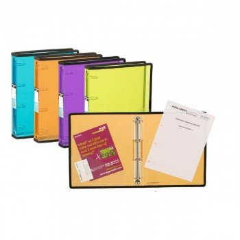 Carpeta Archivador FOLDERMATE Pop Gear Fresh, Din-A4 4A 40 mm.