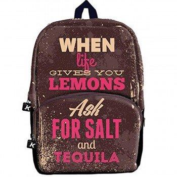 Mochila Casual KATACRAK Salt And Tequila, Grande 42 cm.