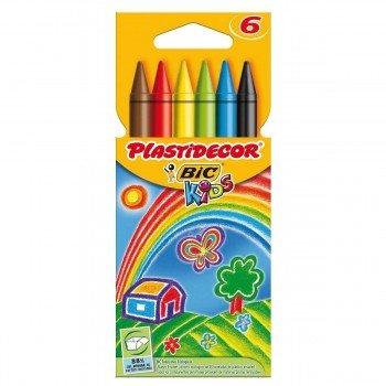 Ceras PLASTIDECOR BIC Kids