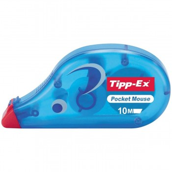 Corrector Cinta TIPP-EX Pocket Mouse 4,2mm x 10 m.