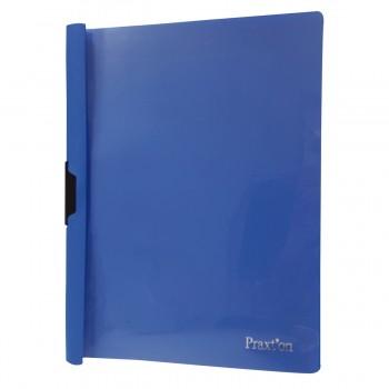 Carpeta Dossier Clip PRAXTON Din-A4