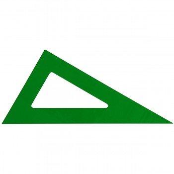 Cartabón Técnico FAIBO Sin Graduar Verde