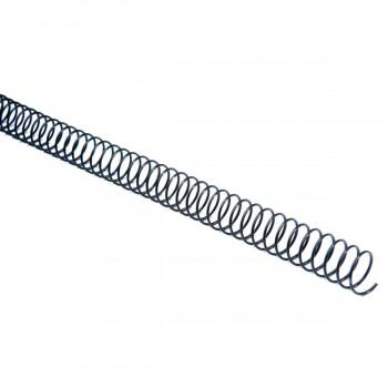 Espiral Metálico YOSAN P-56 1,00 mm. Negro