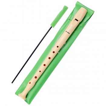 Flauta Dulce Plástico HOHNER Melody 9508 Marfil
