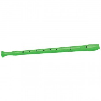 Flauta Dulce Plástico HOHNER Melody 9508 Verde