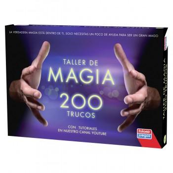 Juego FALOMIR, Taller De Magia 200 Trucos