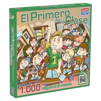 Juego Educativo FALOMIR, El Primero De La Clase 1000