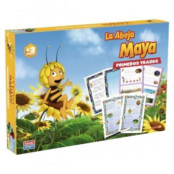 Juego Educativo FALOMIR, La Abeja Maya Primeros Trazos