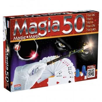 Juego FALOMIR, 50 Trucos De Magia