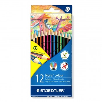 Lápices Color STAEDTLER Noris 185
