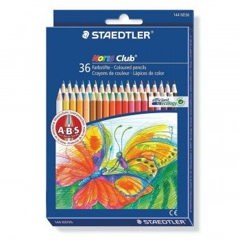 Lápices Color STAEDTLER Noris Club 144