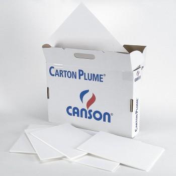 Cartón Pluma CANSON Blanco 5 mm.