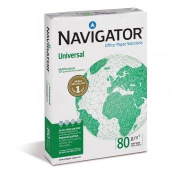 Papel NAVIGATOR Universal 80 gr. Din-A4, Paquete x500 Hojas