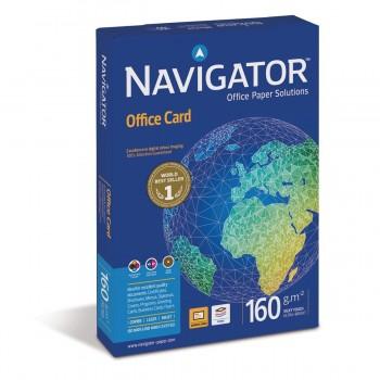 Papel NAVIGATOR Office Card 160 gr. Din-A4, Paquete x250 Hojas