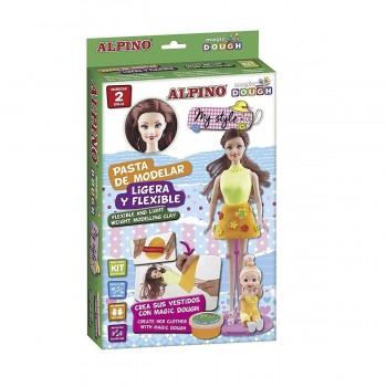Kit Pasta Modelar ALPINO Magic Dough My Style