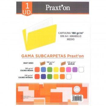 Subcarpeta PRAXTON Din-A4