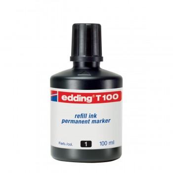 Frasco Tinta EDDING T-100, 100 ml.