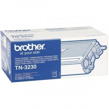 Tóner Impresora BROTHER TN3230 Negro