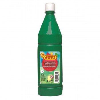 Tempera Líquida JOVI, Botella 1000 ml.
