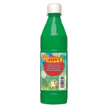 Tempera Líquida JOVI, Botella 500 ml.
