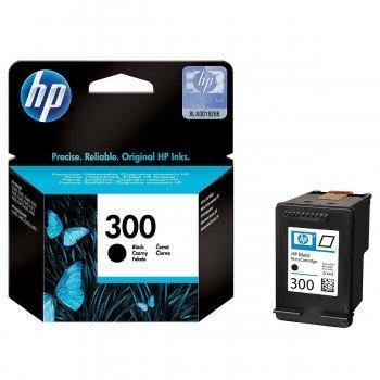 Cartucho Tinta Impresora HP 300 (CC640EE) Negro