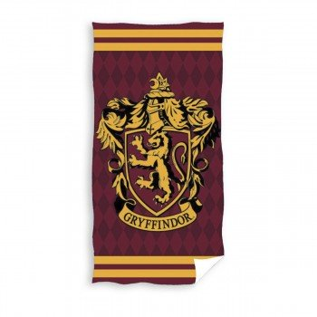 Toalla Playa HARRY POTTER Gryffindor, 70 x 140 cm.