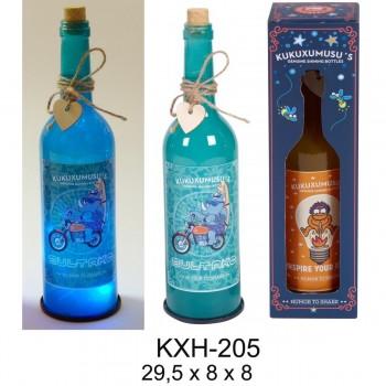 Botella Luz KUKUXUMUSU Bultako