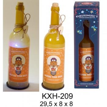 Botella Luz KUKUXUMUSU Inspire Ideas