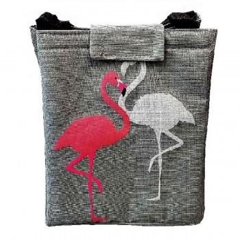 Bolsa Térmica SORT Flamingo Gris