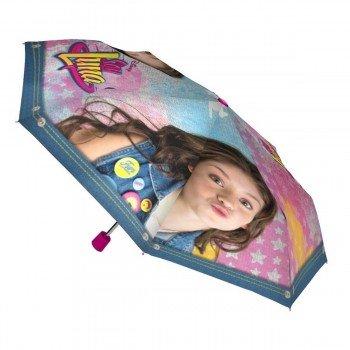 Paraguas Infantil SOY LUNA Plegable 48 cm.