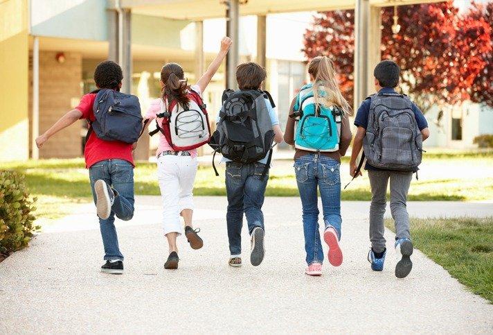 ¡Empezamos el colegio con mochila nueva!