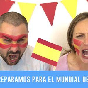 Prepara tu kit para animar a la Selección Española