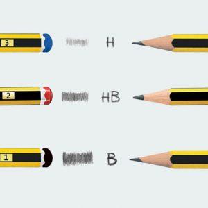 Encuentra el lápiz perfecto para escribir y dibujar