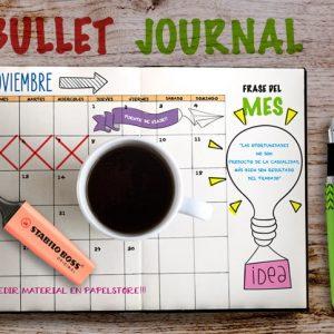 Crea tu Bullet Journal y organiza cada día