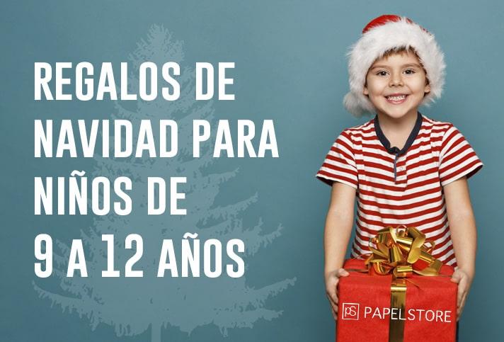 Regalos de Navidad para niños de 9 a 12 años