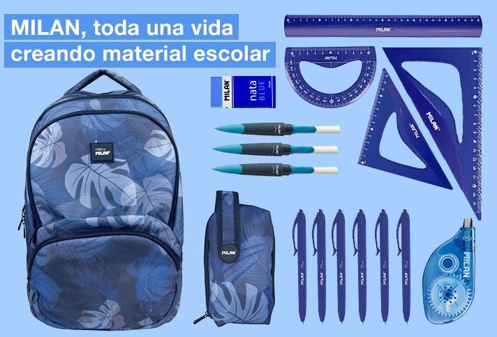 MILAN, toda una vida creando material escolar