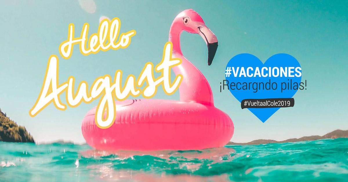 Consejos para mantener las rutinas en las vacaciones de verano